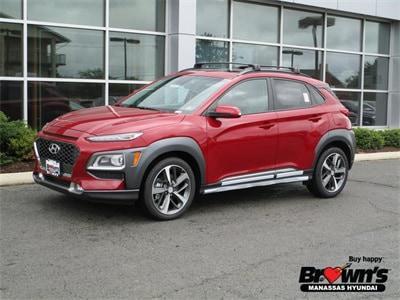 2021 Hyundai Kona Ultimate for sale in MANASSAS, VA