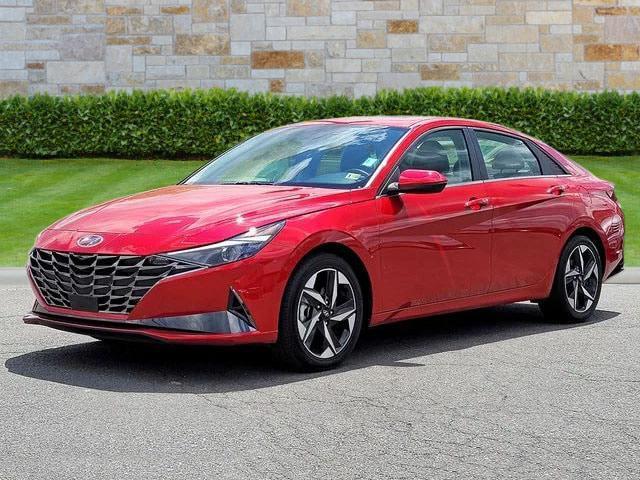 2021 Hyundai Elantra SEL for sale near Leesburg, VA