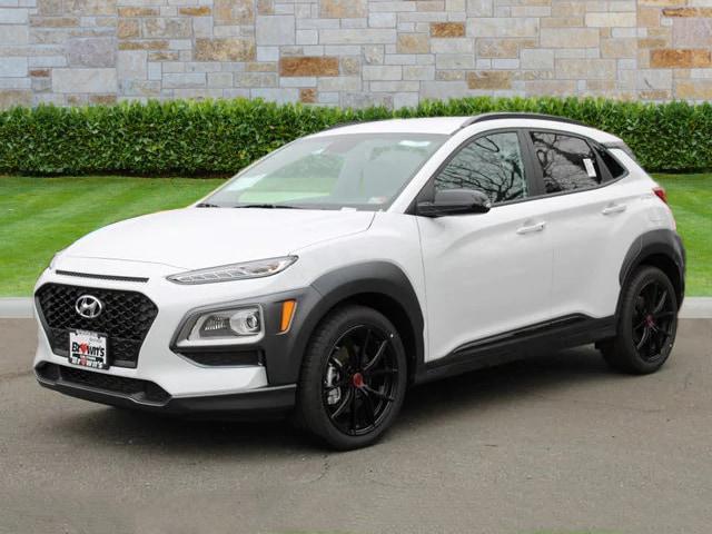 2021 Hyundai Kona NIGHT for sale in Leesburg, VA