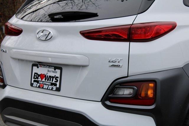 2021 Hyundai Kona NIGHT