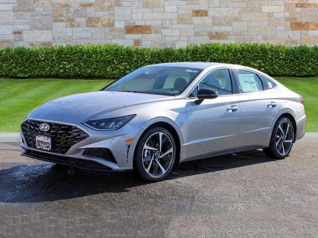 2021 Hyundai Sonata SEL Plus for sale in Leesburg, VA