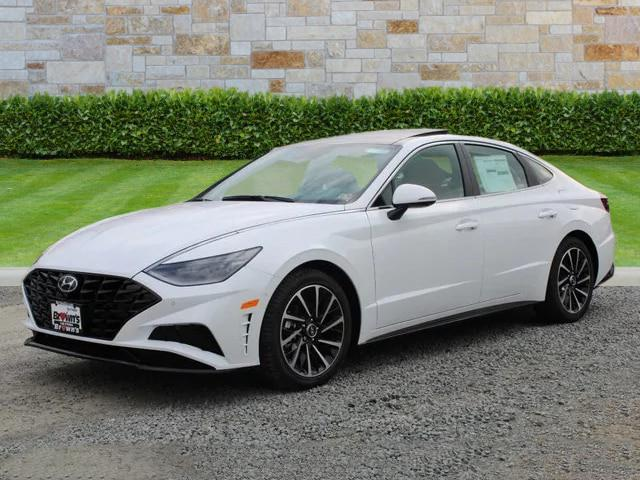 2021 Hyundai Sonata Limited for sale near Leesburg, VA