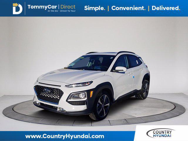 2021 Hyundai Kona Ultimate for sale in Northampton, MA