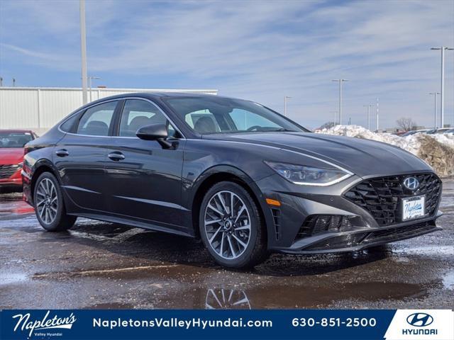 2021 Hyundai Sonata Limited for sale in Aurora, IL
