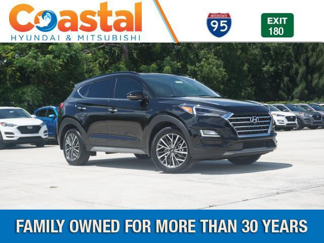 2021 Hyundai Tucson Ultimate for sale in MELBOURNE, FL