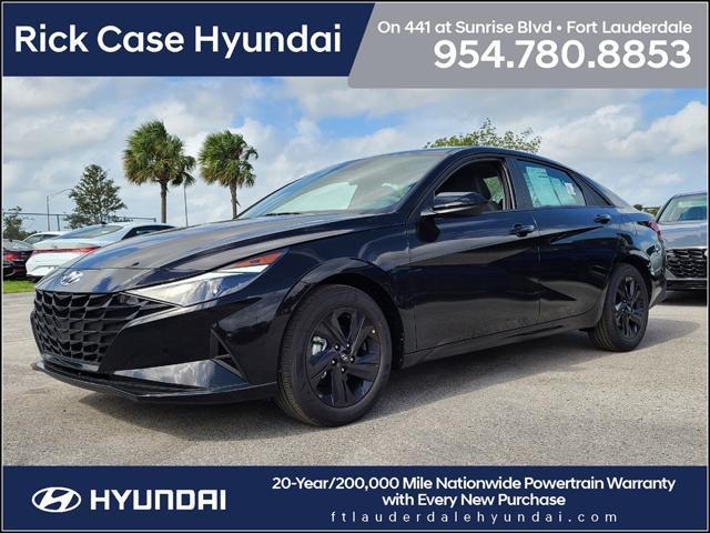 2021 Hyundai Elantra SEL for sale in Plantation, FL