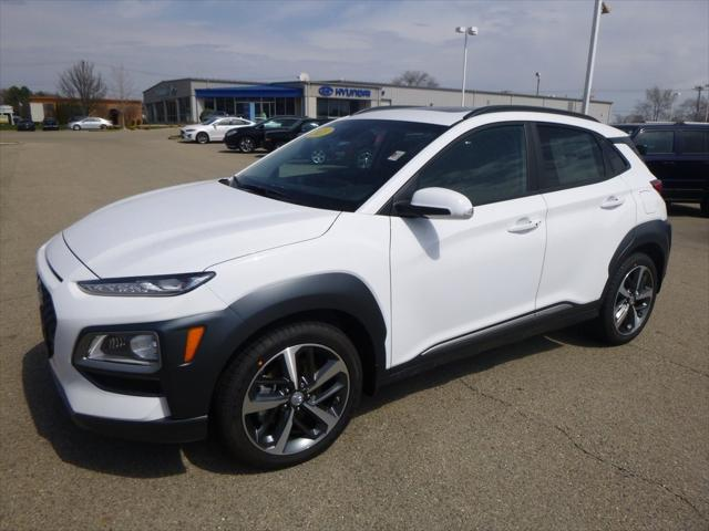 2021 Hyundai Kona Limited for sale near PERU, IL
