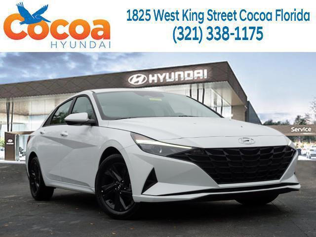2021 Hyundai Elantra SEL for sale in COCOA, FL