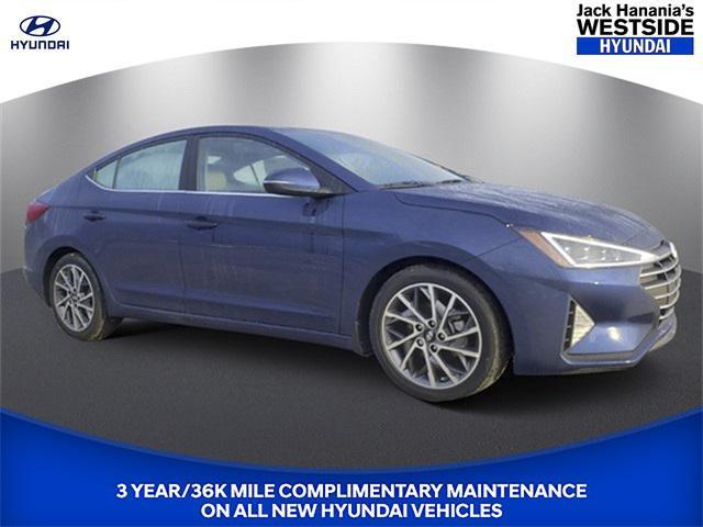 2020 Hyundai Elantra Limited for sale in Jacksonville, FL