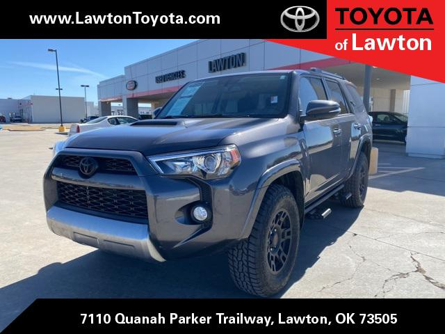 2018 Toyota 4Runner TRD Off Road Premium [13]