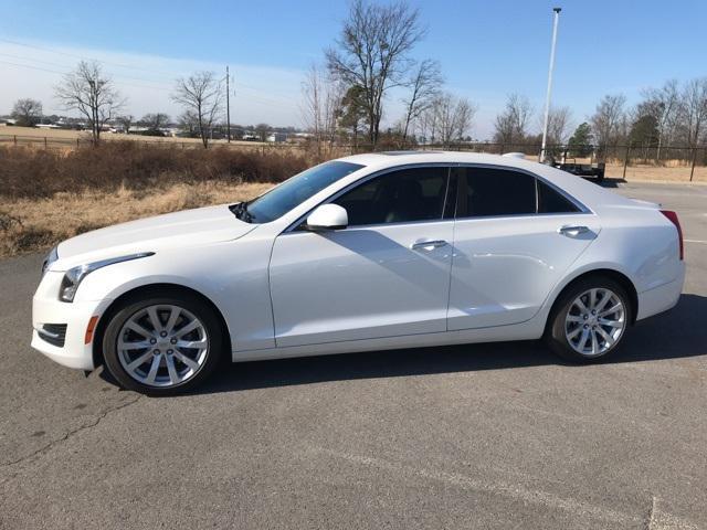 2018 Cadillac Ats Sedan RWD [14]