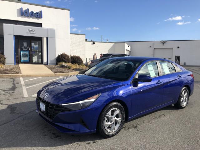 2021 Hyundai Elantra SE for sale in Frederick, MD