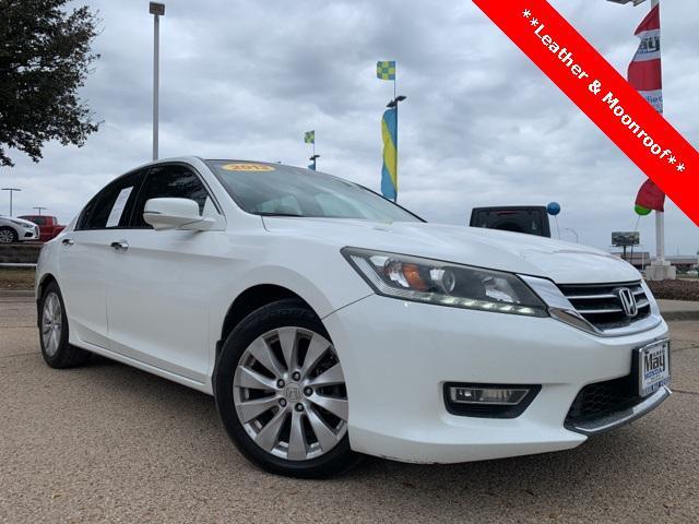 2013 Honda Accord Sdn EX-L [1]