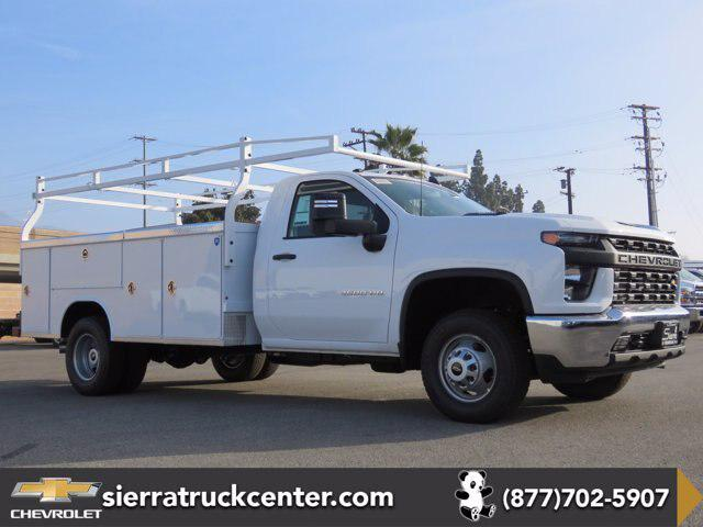 2021 Chevrolet Silverado 3500Hd Cc Work Truck [4]