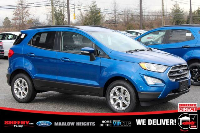 2021 Ford EcoSport SE for sale in Marlow Heights, MD