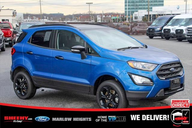2021 Ford EcoSport SES for sale in Marlow Heights, MD