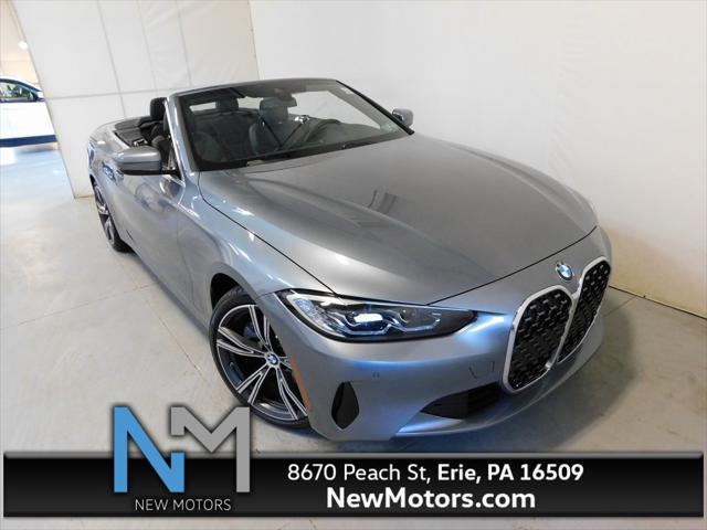 2021 BMW 4 Series