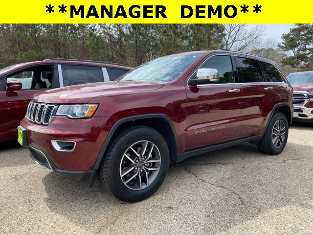 2019 Jeep Grand Cherokee Limited [3]