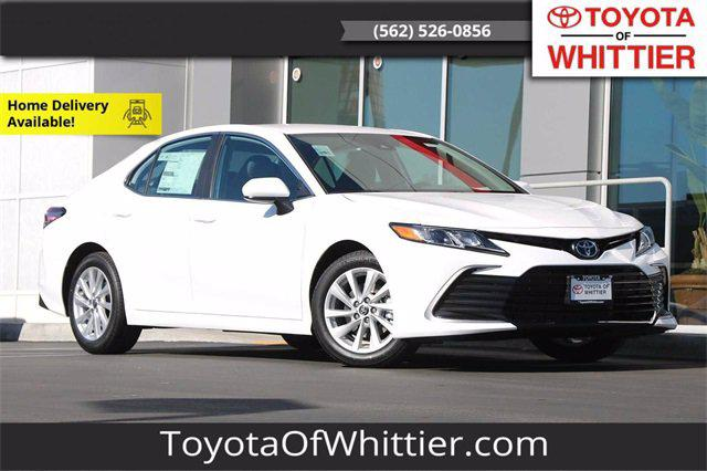 2021 Toyota Camry LE for sale in Whittier, CA