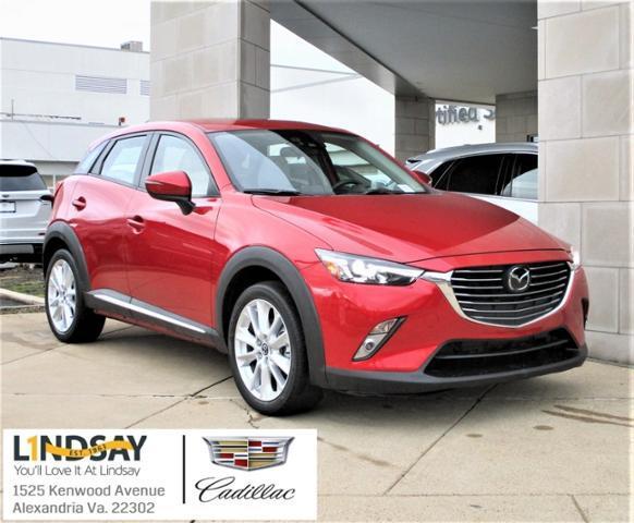 2016 Mazda CX-3 Grand Touring for sale in Alexandria, VA