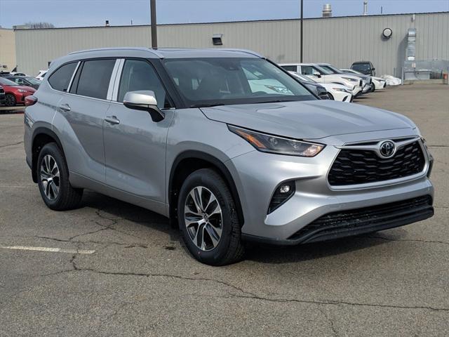 2021 Toyota Highlander XLE for sale in Boston, MA