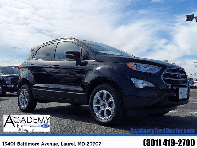 2021 Ford Ecosport SE for sale in Laurel, MD