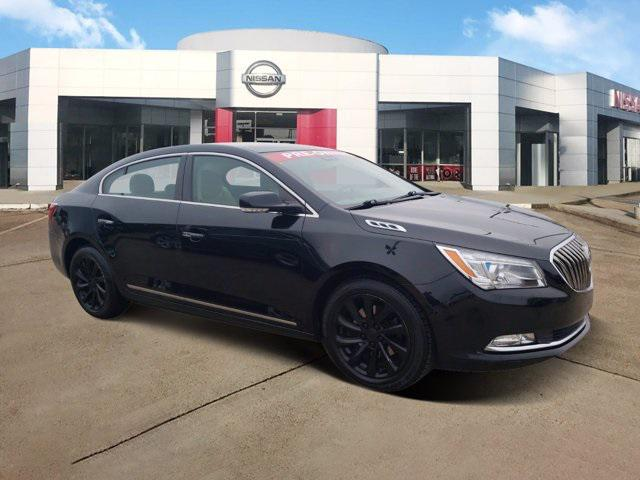 2016 Buick Lacrosse Leather [12]