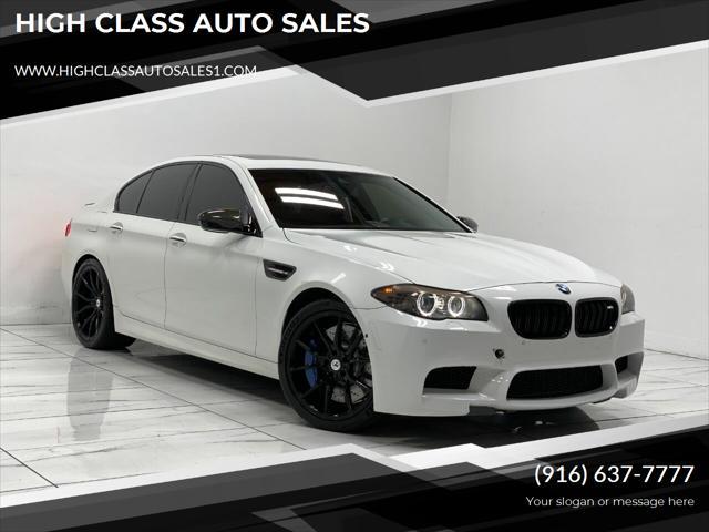 2013 BMW M5 4dr Sdn for sale in Rancho Cordova , CA