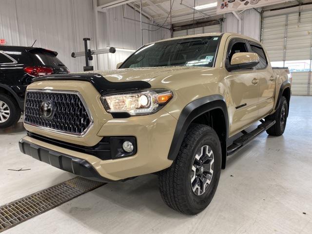 2018 Toyota Tacoma SR [1]