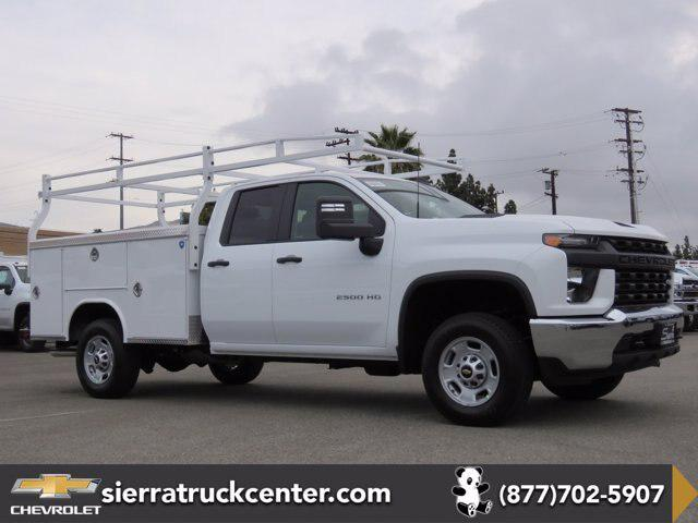 2021 Chevrolet Silverado 2500Hd Work Truck [18]