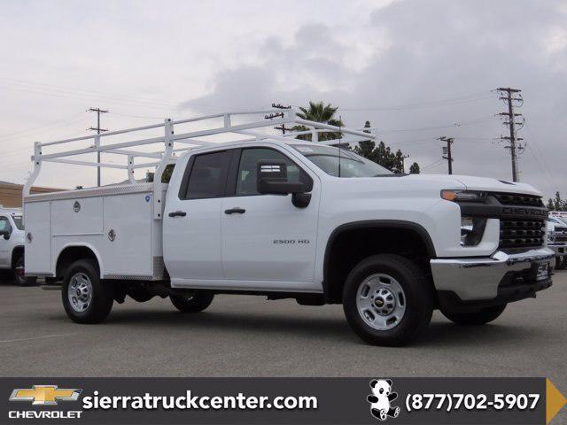 2021 Chevrolet Silverado 2500Hd Work Truck [17]