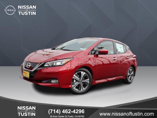 2021 Nissan LEAF SV for sale in Tustin, CA