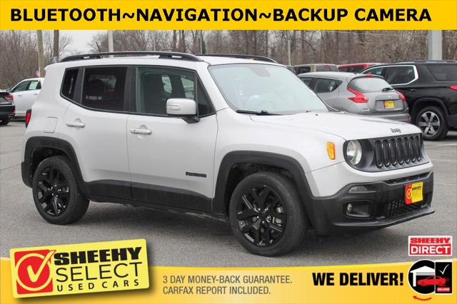 2017 Jeep Renegade Altitude for sale in Marlow Heights, MD