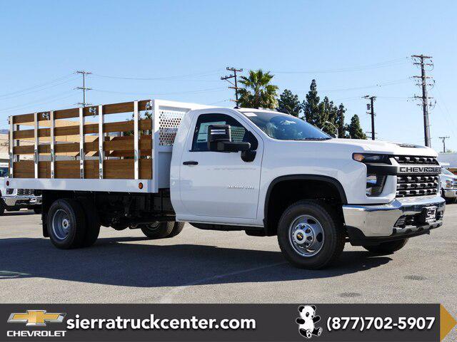 2021 Chevrolet Silverado 3500Hd Cc Work Truck [2]