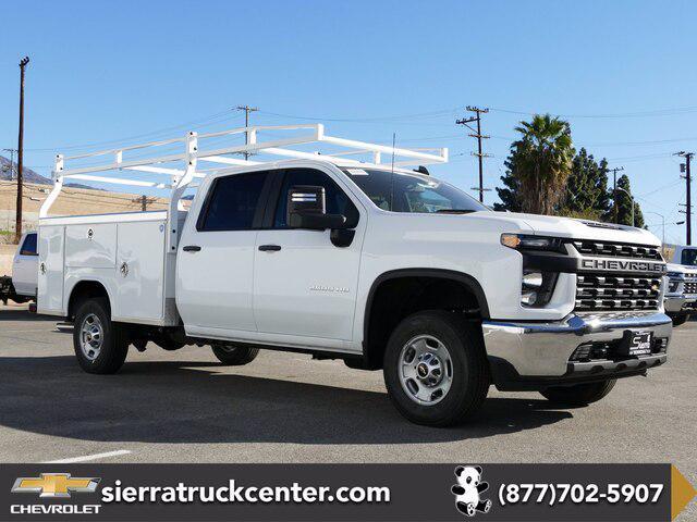 2021 Chevrolet Silverado 2500Hd Work Truck [9]