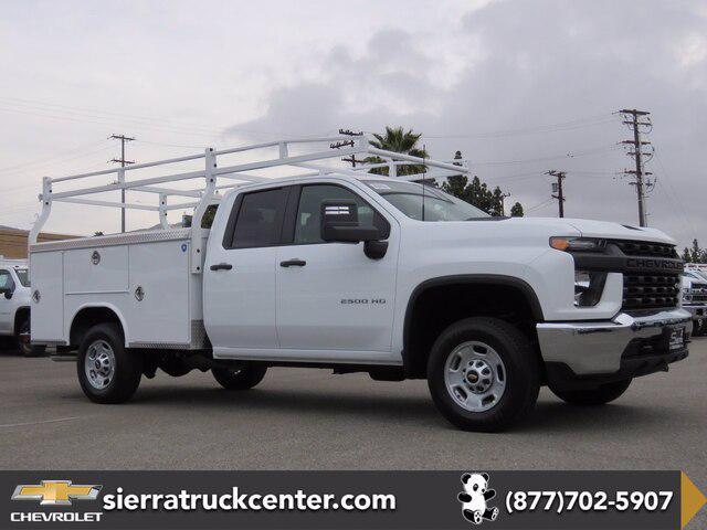 2021 Chevrolet Silverado 2500Hd Work Truck [22]