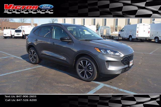 2021 Ford Escape SE Hybrid for sale in Wauconda, IL