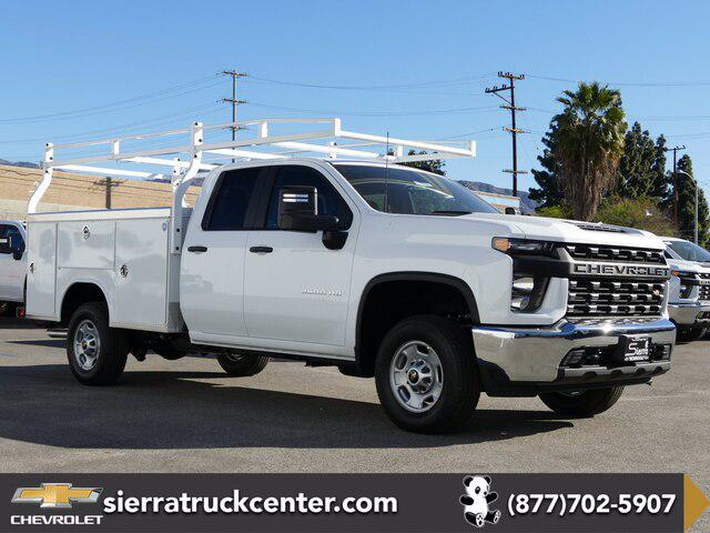2021 Chevrolet Silverado 2500Hd Work Truck [15]