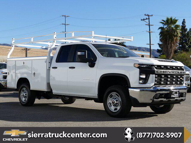 2021 Chevrolet Silverado 2500Hd Work Truck [20]