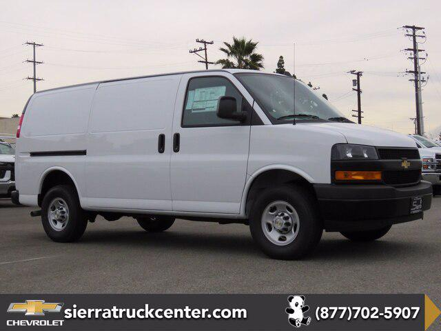"""2021 Chevrolet Express Cargo Van RWD 2500 135"""" [4]"""