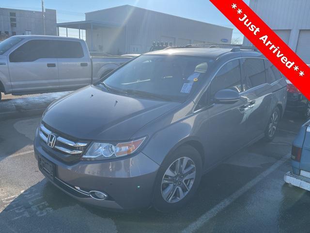 2014 Honda Odyssey Touring Elite [5]