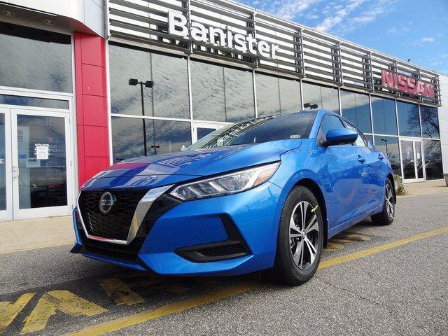 2021 Nissan Sentra SV for sale in Norfolk, VA