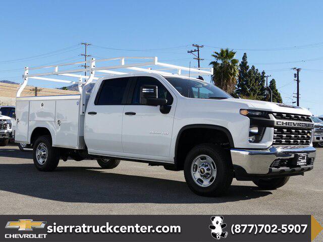 2021 Chevrolet Silverado 2500Hd Work Truck [10]