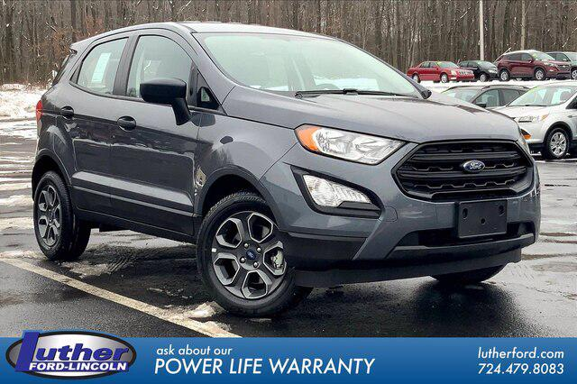 2021 Ford EcoSport S for sale in Homer City, PA