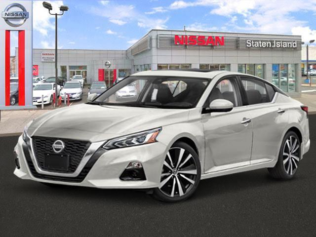 2021 Nissan Altima 2.5 Platinum [1]