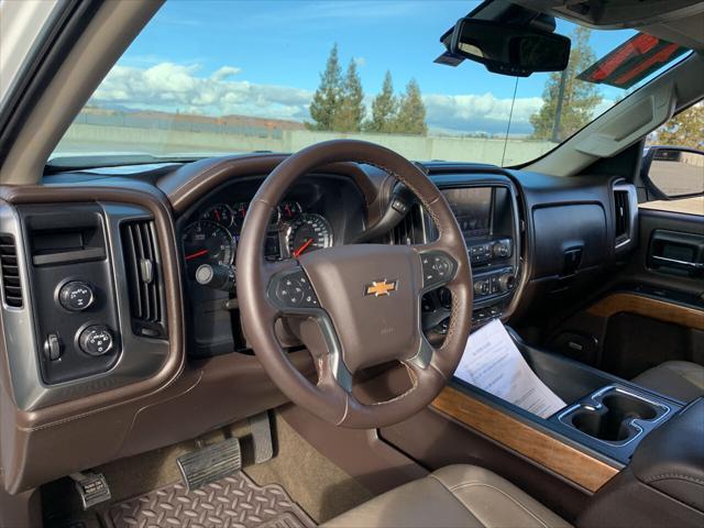 2017 Chevrolet Silverado 1500 LTZ for sale in San Jose, CA