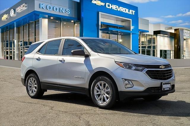 2021 Chevrolet Equinox LS for sale in Vienna, VA