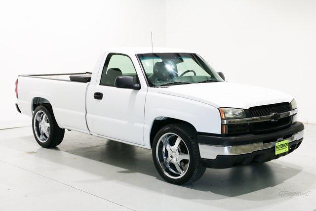2003 Chevrolet Silverado 1500 Work Truck [1]