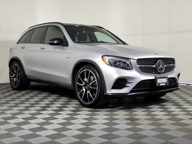 2018 Mercedes-Benz GLC AMG GLC 43 for sale in Vienna, VA
