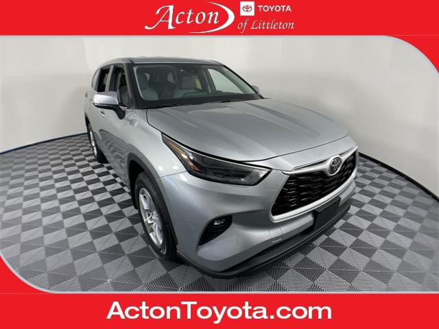 2021 Toyota Highlander LE for sale in Acton, MA